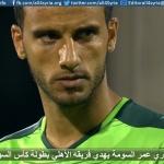 في مباراة حسمها عمر السومة… شابٌ سوري يقتحم قمة السوبر السعودي في لندن