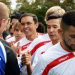 16 فريقا من اللاجئين يشاركون في بطولة لكرة القدم بسويسرا