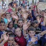 بتعليمات من أردوغان.. تركيا تضمد جراح السوريين في جرابلس وترسم البسمة في وجوههم