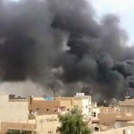 المدنيون هم ضحايا القتال بين (داعش) والنظام في دير الزور