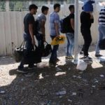 الجيش التركي يلقي القبض على 1632 شخص على الحدود مع سوريا