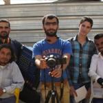لاجئون سوريون في الزعتري ينقلون الأزمة إلى المسرح