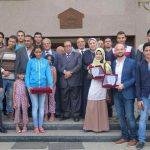 طالب سوري يفوز بجائزة أفضل شعر فصيح في مسابقة جامعية مصرية