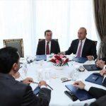 جاويش أوغلو: تركيا دعمت دائما المفاوضات القبرصية