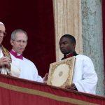 بابا الفاتيكان يدعو إلى إسكات صوت السلاح في سوريا