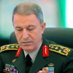 رئيس هيئة الأركان التركية يزور الإمارات العربية لبحث التعاون العسكري المشترك