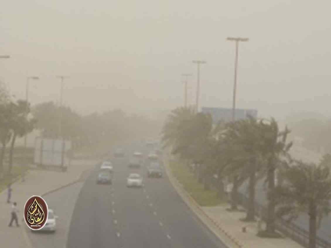 بالفيديو.. رياح مفاجئة تقلب طقس طرطوس رأساً على عقب .. والأمطار تعود إلى سوريا