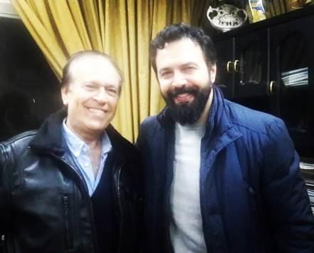 تيم حسن يعود إلى دمشق