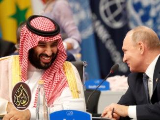 السعودية تحاول إخراج النفط الروسي من السوق.