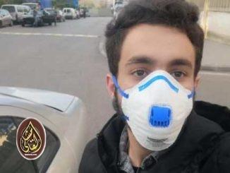 شفاء أول شاب سوري من فيروس كورونا في لبنان .. فيديو