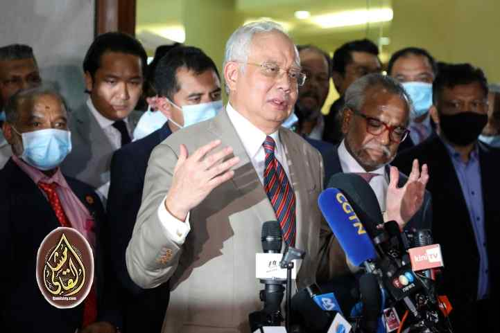 رئيس الوزراء السابق نجيب عبدالرزاق/ رويترز